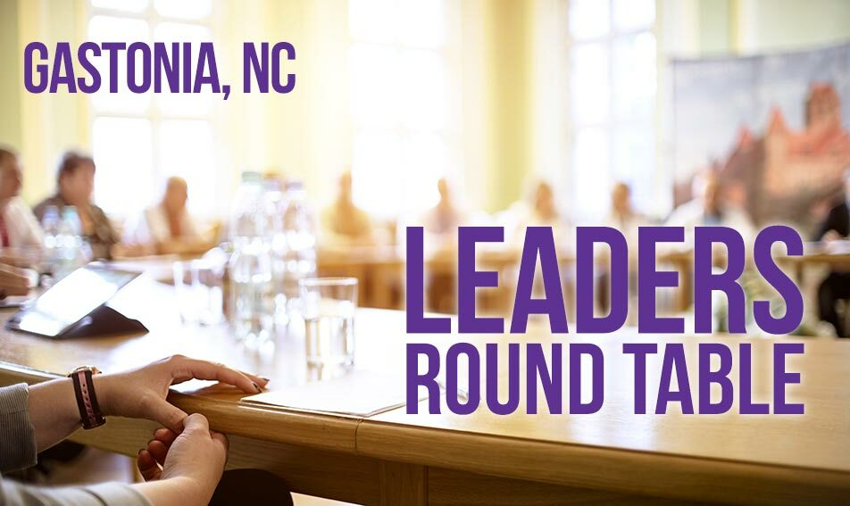 Gastonia, NC Round Table Featured Image